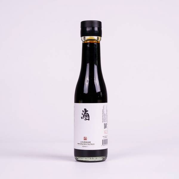 Marinating Spice Soy Sauce