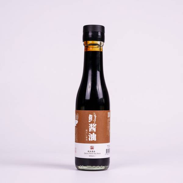 Katsuo Flavour Soy Sauce
